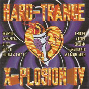 Cover - Revil O.: Hard-Trance X-Plosion IV