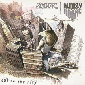 Cover - Audrey Horne: Out Of The City