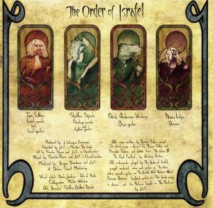 The Order Of Israfel: Wisdom (CD) - Bild 4