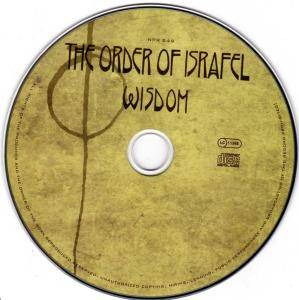 The Order Of Israfel: Wisdom (CD) - Bild 5