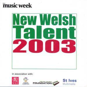 Cover - Dynamo Dresden: New Welsh Talent 2003