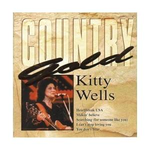 Cover - Kitty Wells: Country Gold