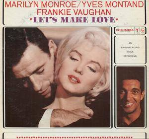 Cover - Marilyn Monroe & Frankie Vaughan: Let's Make Love
