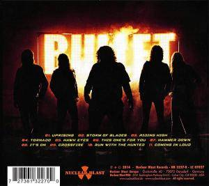 Bullet: Storm Of Blades (CD) - Bild 2