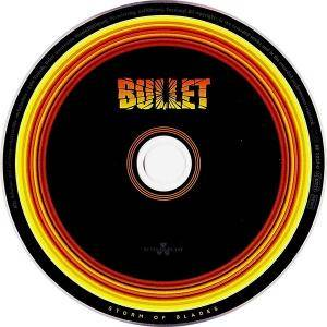 Bullet: Storm Of Blades (CD) - Bild 3