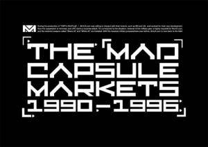 Cover - Mad Capsule Markets, The: 1990-1996 Video