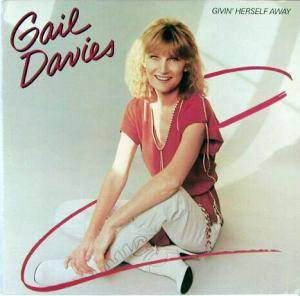 Cover - Gail Davies: Givin' Herself Away