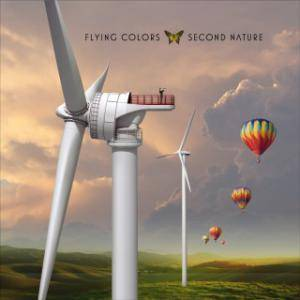 Flying Colors: Second Nature - Cover