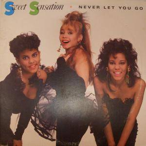 Cover - Sweet Sensation: Never Let You Go