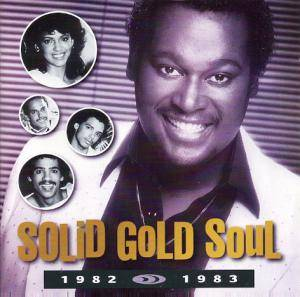 Solid Gold Soul - 1982-1983 - Cover