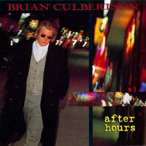 Cover - Brian Culbertson: After Hours
