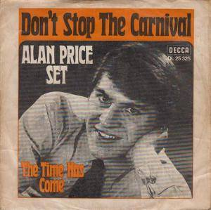 Cover - Alan Price Set, The: Don't Stop The Carnival