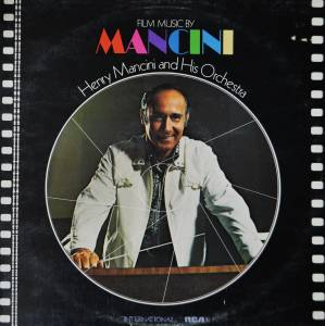 Cover - Henry Mancini And His Orchestra: Film Music By Mancini