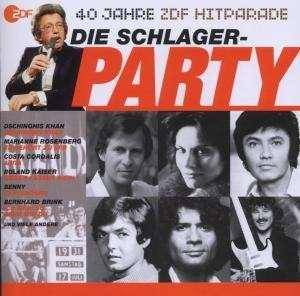Cover - Wolfgang Ziegler: 40 Jahre ZDF Hitparade - Die Schlager-Party