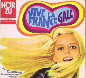 Cover - France Gall: Vive La France Gall