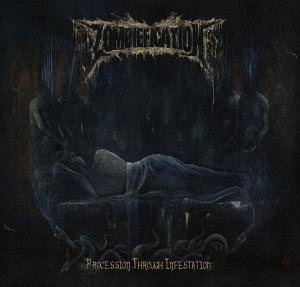 Zombiefication: Procession Through Infestation - Cover