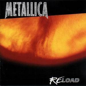 Metallica: Reload - Cover