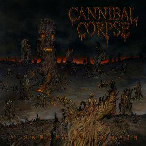 Cannibal Corpse: Skeletal Domain, A - Cover