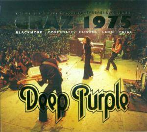 Deep Purple: Live In Graz 1975 - Cover