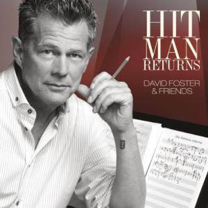 Cover - David Foster: Hit Man Returns