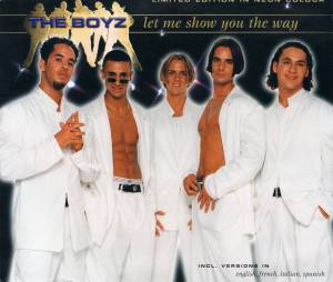 Cover - Boyz, The: Let Me Show You The Way