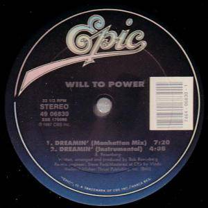 Cover - Will To Power: Dreamin'