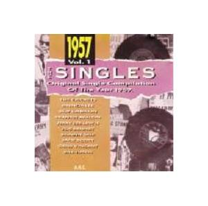 Cover - Crickets, The: 1957 Vol. 1 - The Singles