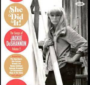 Cover - Jimmy Holiday: She Did It! - The Songs Of Jackie Deshannon - Volume 2