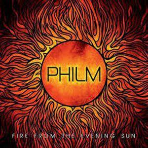 PHILM: Fire From The Evening Sun - Cover