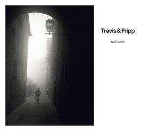 Travis & Fripp: Discretion - Cover