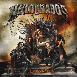 Helldorados: Lessons In Decay - Cover