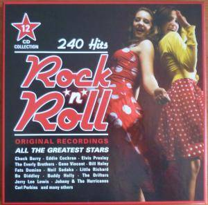 Rock 'n' Roll - All The Greatest Stars - Cover