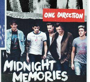 Cover - One Direction: Midnight Memories