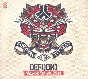 Cover - D-Block & S-te-Fan: Defqon.1 Weekend Festival 2014 - Survival Of The Fittest