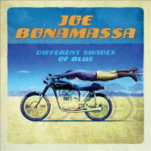 Joe Bonamassa: Different Shades Of Blue - Cover