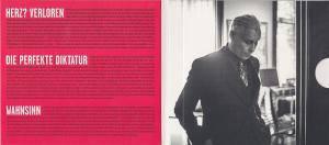 Farin Urlaub Racing Team: Herz? Verloren (Single-CD) - Bild 3