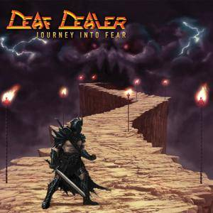 Deaf Dealer: Journey Into Fear - Cover