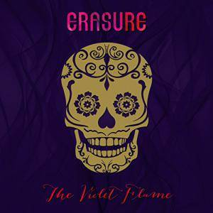 Erasure: Violet Flame, The - Cover