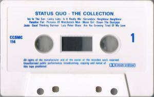 Status Quo: The Collection (Tape) - Bild 5