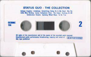 Status Quo: The Collection (Tape) - Bild 6