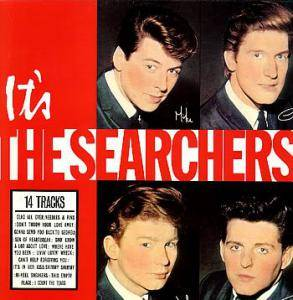 Cover - Searchers, The: It's The Searchers
