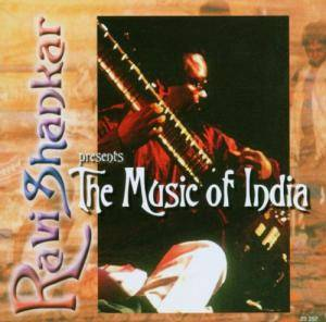 Cover - Ravi Shankar: Music Of India, The