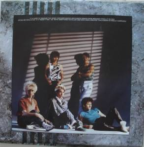 Kajagoogoo: White Feathers (LP) - Bild 4