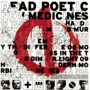 Cover - Dead Poetic: New Medicines