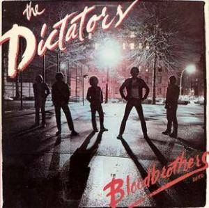 The Dictators: Bloodbrothers - Cover