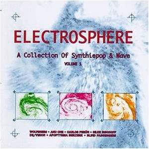 Cover - Northern Territories, The: Electrosphere - A Collection Of Synthiepop & Wave - Volume 1