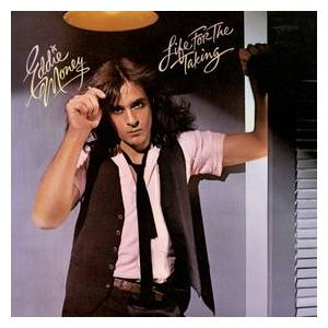 Eddie Money: Life For The Taking - Cover