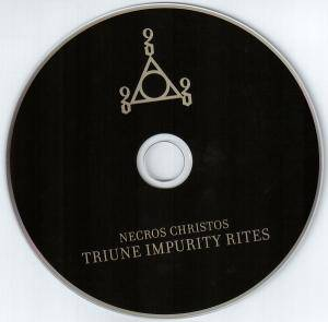 Necros Christos: Triune Impurity Rites (CD) - Bild 4