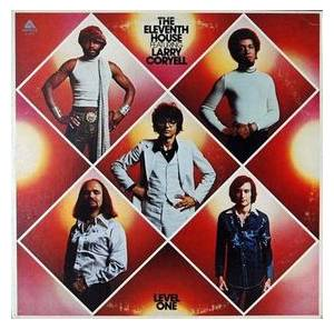 Larry Coryell & The Eleventh House: Level One - Cover