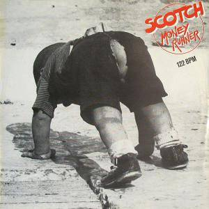 Scotch: Money Runner - Cover